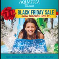 SeaWorld Parks Black Friday 2020 Sale & Deals