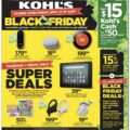 Kohls Black Friday 2020 Ad