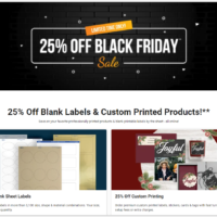 Avery Black Friday 2020 Sale & Deals