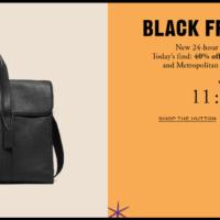 Coach Black Friday 2020 Sale & Deals