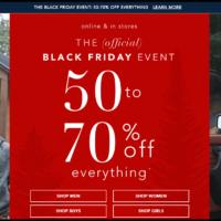 Nautica Black Friday 2020 Sale & Deals