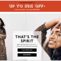 Madewell Black Friday 2020 Sale & Deals