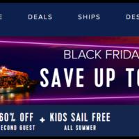 Royal Caribbean Black Friday 2020 Sale & Deals