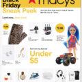 Macys Black Friday Ad for 2020