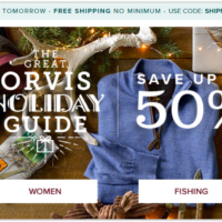 Orvis Black Friday 2020 Sale & Deals