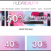 Huda Beauty Black Friday 2020 Sale & Deals
