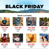 Eastern Mountain Sports Black Friday 2020 Sale & Deals