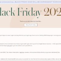 Free People Black Friday 2020 Sale & Deals