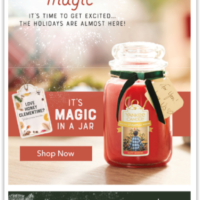 Yankee Candle Black Friday Sale & Deals