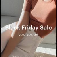 Everlane Black Friday 2020 Sale & Deals