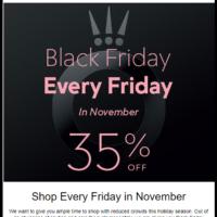Pandora Black Friday 2020 Sale & Deals
