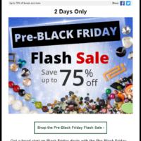 Fire Mountain Gems Black Friday Sale & Deals
